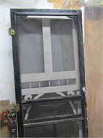 Pair Old Screen Doors
