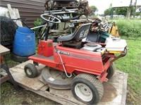 Turf Power 10 1/2 Hp Riding Lawnmower