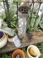 Selection Terra Cotta Pots, Garden Ornaments