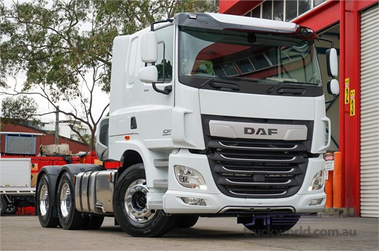 2020 DAF CF85 - Trucks for Sale
