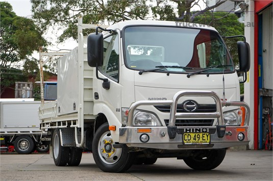 2015 Hino 300 Series - Trucks for Sale