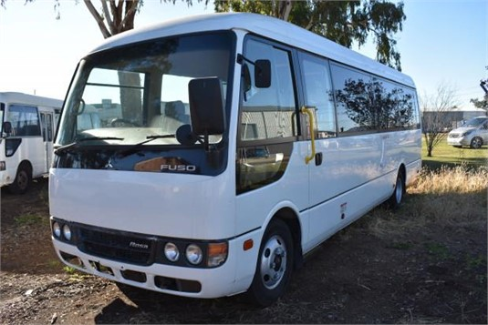 2012 Mitsubishi Rosa - Buses for Sale