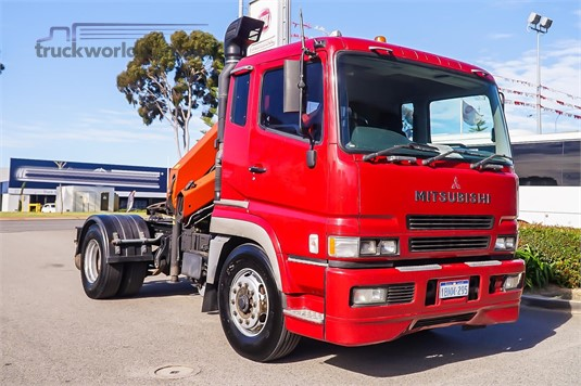 2004 Mitsubishi Fuso FP500 - Trucks for Sale
