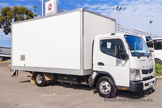2013 Mitsubishi Fuso CANTER 515 - Trucks for Sale