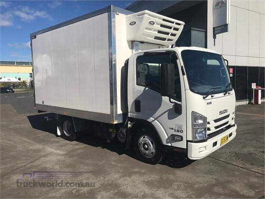 2017 Isuzu NNR - Trucks for Sale