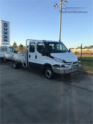 2019 Iveco Daily 50c17 - Trucks for Sale