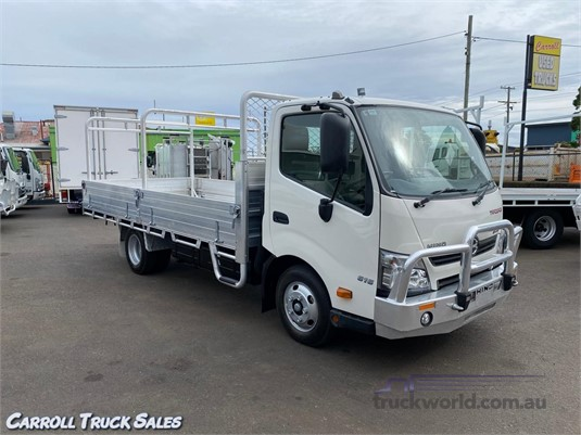 2015 Hino 300 Series 616 Carroll Truck Sales Queensland - Trucks for Sale