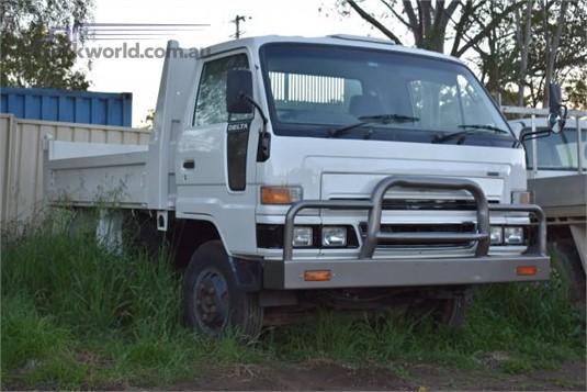 2001 Daihatsu Delta - Trucks for Sale