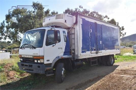 2001 Mitsubishi Fuso FM - Trucks for Sale