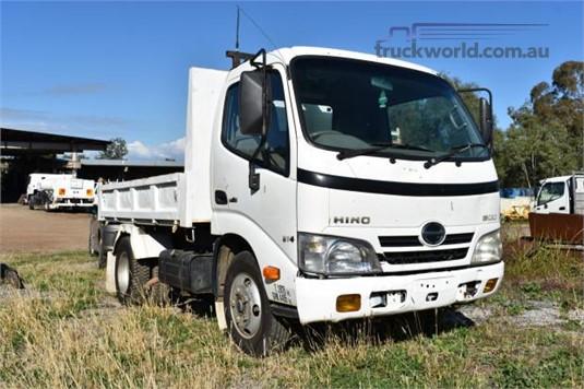 2007 Hino 300 Series 614 - Trucks for Sale