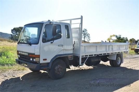 2000 Mitsubishi Fuso FK - Trucks for Sale