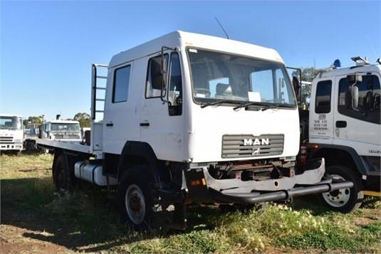 2004 MAN LE10.220 - Trucks for Sale
