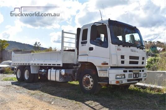 2008 Isuzu Giga CXY - Trucks for Sale