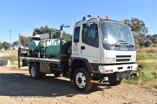 2007 Isuzu FSR - Trucks for Sale