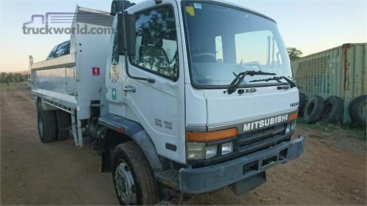 2001 Mitsubishi Fuso FM600 - Trucks for Sale