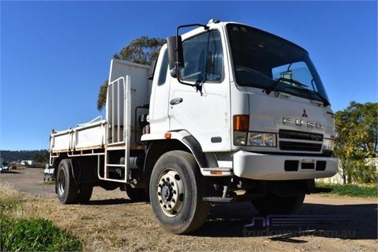 2007 Mitsubishi Fuso FM600 - Trucks for Sale