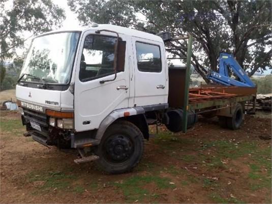 2000 Mitsubishi Fuso Fighter Fm600 - Trucks for Sale