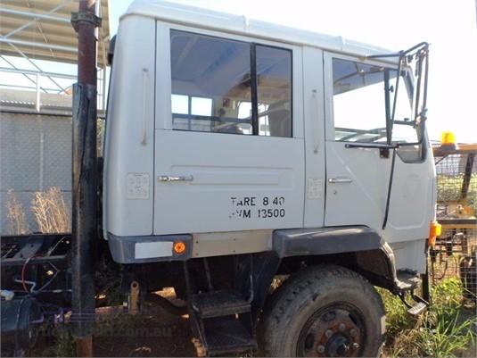 1995 Mitsubishi Fuso Fm517 - Trucks for Sale