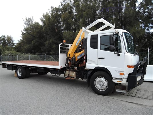 2012 Nissan Diesel other - Trucks for Sale