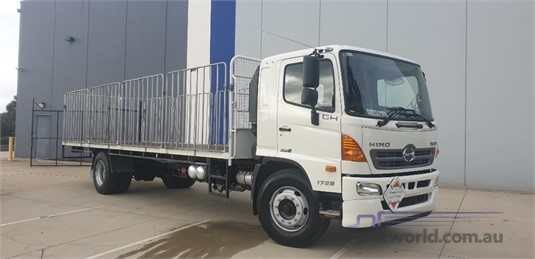 2017 Hino 500 Series 1728 GH - Trucks for Sale