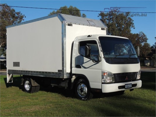 2005 Fuso Canter FE83 Japanese Trucks Australia - Trucks for Sale