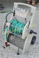 Suncast hosemobile hose reel and hose