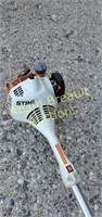 Stihl FS 46 gas powered weed trimmer