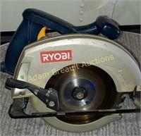 Ryobi CSR123 electric 7.25 circular saw