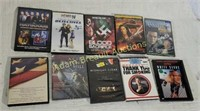 10 assorted DVD movies - the haygoods, the