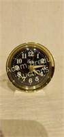 Equity mini bell wind-up alarm clock