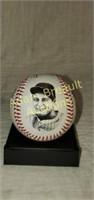 Replica Cal Ripken Junior, Lou Gehrig autographed