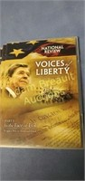 National Review voices of Liberty DVD series-