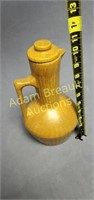 Made in USA 10 inch Pottery pitcher