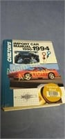 Chilton's import car manual 1990 to 1994