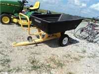 Public Auto Auction -Mowers, Trailers, Equipment