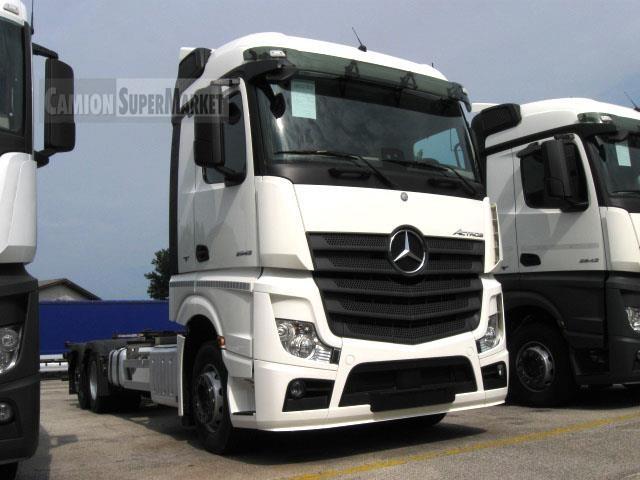 Mercedes-Benz ACTROS 2543