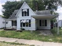 Real Estate Auction  -  2 unit apartment Effingham, IL