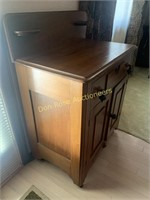 Solid Wood Wash Stand