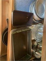 Appliances on Counter, Bottom Cupboard