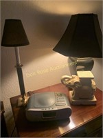 Sony Alarm, Lamps and Decor