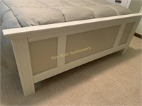 Queen Headboard with Full Frame