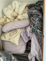 Blankets and Bags