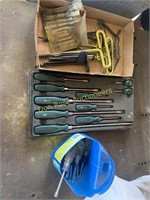 Allen Wrenches, Nut Drivers and Screwdrivers