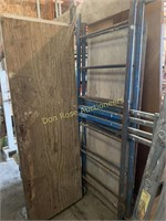 Scaffolding Plank and Quik-Deck Scaffolding