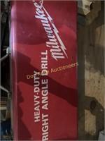 Milwaukee Heavy-Duty Right Angle Drill