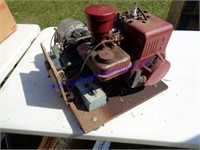 HOMEMADE GENERATOR