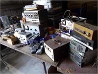 LOT OF OBSOLETE ELECTRONICS