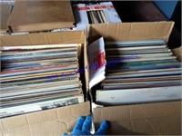 LOT OF LP's VINYL RECORDS 33 RPM & SOME 78