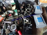 VINTAGE OBSOLETE LOT PARTS & MORE