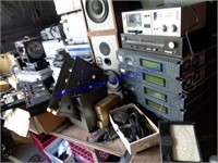 OBSOLETE ELECTRONICS & OHM SPEAKERS